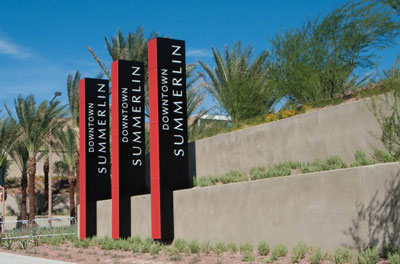 Summerlin Signs
